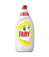 FAIRY LEMON PŁYN DO MYCIA NACZYŃ 1350 ML
