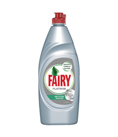 FAIRY PLATINUM ARCTIC FRESH PŁYN DO MYCIA NACZYŃ 650 ML