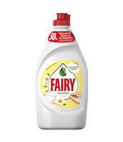 FAIRY SENSITIVE CHAMOMILE&VIT PŁYN DO MYCIA NACZYŃ 450ML