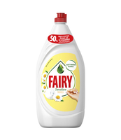 FAIRY SENSITIVE CHAMOMILE & VIT E PŁYN DO MYCIA NACZYŃ 1350 ML