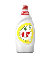 FAIRY PŁYN DO MYCIA NACZYŃ CYTRYNA 900ML