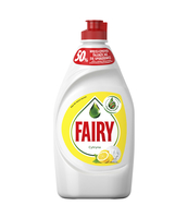 FAIRY PŁYN DO MYCIA NACZYŃ LEMON 450 ML