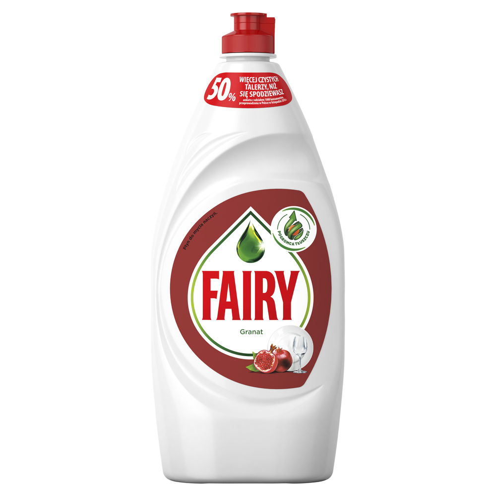 FAIRY PŁYN DO MYCIA NACZYŃ POMEGRANATE&RED ORANGE 900 ML