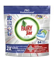 FAIRY JAR PROFESSIONAL PLATINUM KAPSUŁKI DO ZMYWARKI 84 SZT