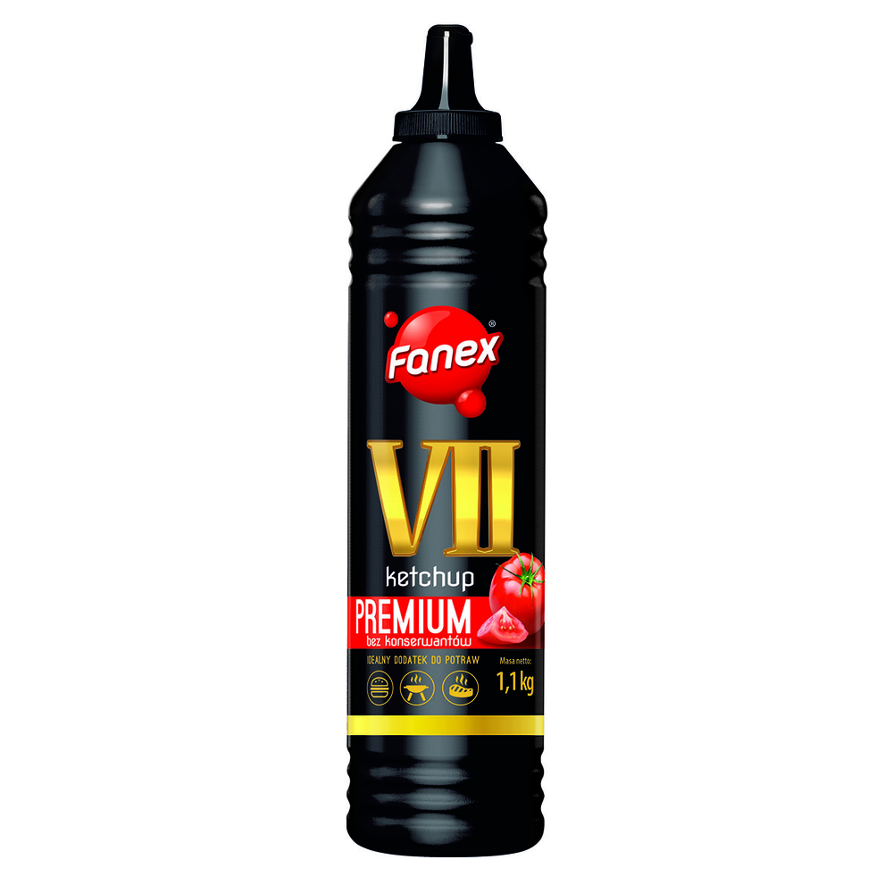 KETCHUP NR VII PREMIUM 1100 G FANEX