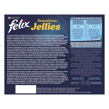 FELIX SENSATIONS MP MIX 24X85G = 2,04 KG