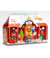 KINDER MIX ADVENTSKALENDER 3D-HAUS 234G