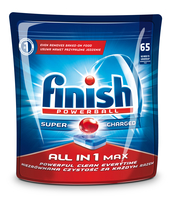 FINISH TABLETKI ALL-IN-1 MAX 65 REGULARNE