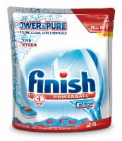 FINISH POWER&PURE ALL IN ONE 24 TAB