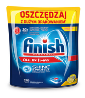 FINISH ALL IN ONE MAX 110 TABLETEK CYTYNOWY
