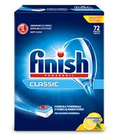 FINISH CLASSIC 72 TABLETEK LEMON