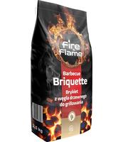 BRYKIET GRILLOWY 2,5KG FIRE&FLAME