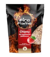 CHIPSY (ZRĘBKA) DO WĘDZENIA - JABŁOŃ 400 G FIRE&FLAME