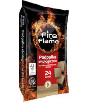 PODPAŁKA EKOLOGICZNA 24 KOSTKI 200G FIRE&FLAME