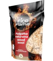 PODPAŁKA NATURALNA WOOD WOOL 300G FIRE&FLAME
