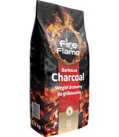 WĘGIEL DRZEWNY 2,5KG FIRE&FLAME