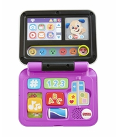 "FISHER PRICE LAPTOP MALUCHA ""KLIKAJ I UCZ SIĘ"""