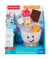 FISHER PRICE LAUGH AND LEARN EDUKACYJNY MIKSER MALUCHA
