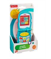 FISHER PRICE TELEFONIK Z KLAPKĄ
