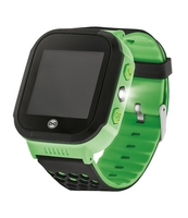 SMARTWATCH KID FOREVER FIND ME KW-200 ZIELONY