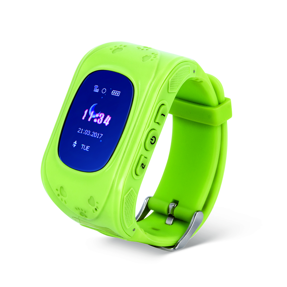 SMARTWATCH KID FOREVER KW-100 ZIELONY