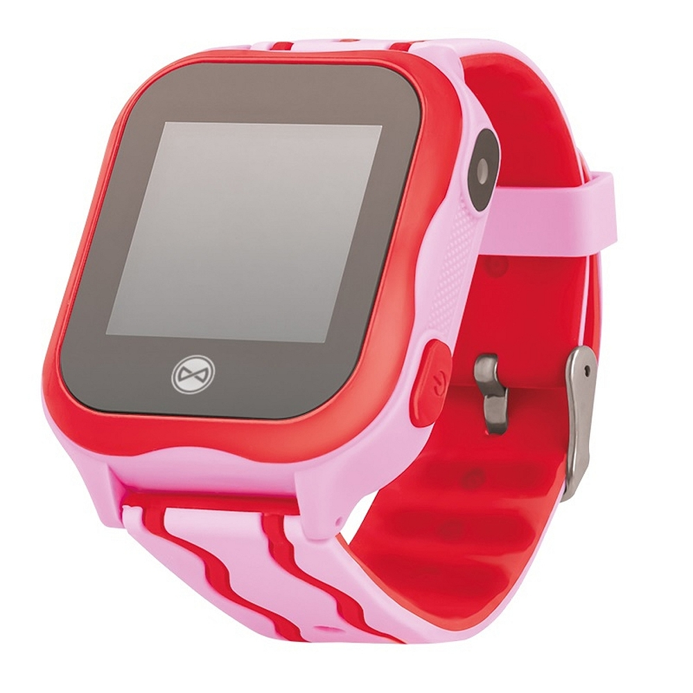 SMARTWATCH KID FOREVER SEE ME KW-300 RÓŻOWY