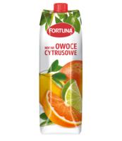 FORTUNA NEKTAR OWOCE CYTRUSOWE 1L