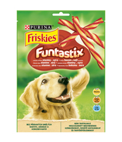 FRISKIES FUNTASTIX DOG 175G