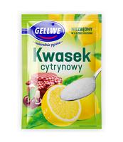 GELLWE KWASEK CYTRYNOWY 20G