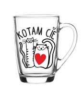 """KUBEK ALA 300ML """"KOTAM CIĘ"""" 2"""