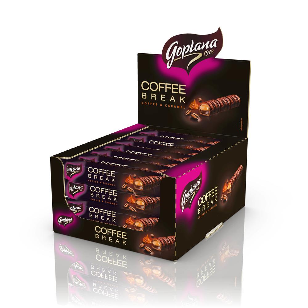 GOPLANA COFFEE BREAK 24G