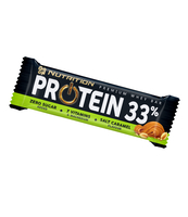 GO ON NUTRITION PROTEIN BAR 33% SALTED CARAMEL- PEANUT BUTTER 50G SANTE