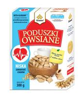 PODUSZKI OWSIANE GRANEX 300G