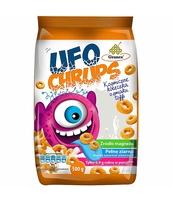 UFO CHRUPS KOSMICZNE KÓŁECZKA O SMAKU TOFFI 500 G