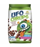 UFO CHRUPS KULECZKI O SMAKU CZEKOLADOWYM 500 G