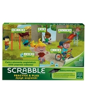 MATTEL GAMES SCRABBLE PRACTICE & PLAY