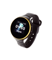 SMARTWATCH GARETT KIDS SMILE CZARNY
