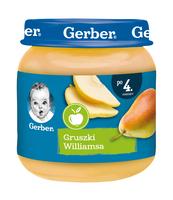 GERBER DESEREK GRUSZKI WILLIAMSA PO 4 MIESIĄCU 125 G