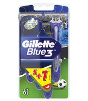 GILLETTE MASZYNKI BLUE3 FOOTBALL 5+1 SZT