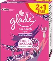 MINI SPRAY GLADE EXOTIC BAZAAR ZAPAS 2+1 30ML
