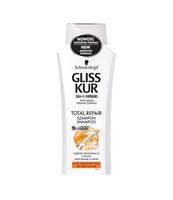 SZAMPON GLISS KUR TOTAL REPAIR 250 ML