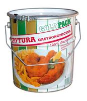 GOLDPACK OLEJ PALMOWY/ FRYTURA GASTRONOMICZNA 5 L