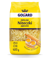 GOLIARD MAKARON FAMILIJNY NITECZKI 400G