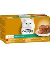 GOURMET GOLD - SAVOURY CAKE 4X85G