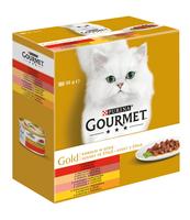 GOURMET GOLD - SOS KURCZAK (8X85G)