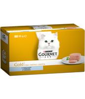 GOURMET GOLD MP - MUS Z TUŃCZYKIEM (4X85G)