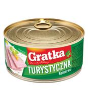 KONSERWA TURYSTYCZNA 300G GRATKA