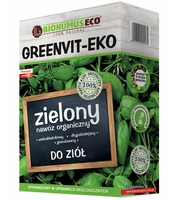 GREENVIT-EKO NAWÓZ DO ZIÓŁ 1 KG
