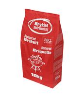 BRYKIET GASTRONOMICZNY BBQ GASTRO 10 KG