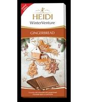 HEIDI CZEKOLADA WINTER VENTURE GINGERBREAD 90G